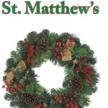 Advent at St. Matthews 2017