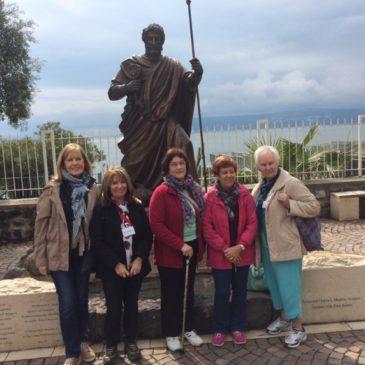 5 Ladies from St. Matthew's at Capernaum