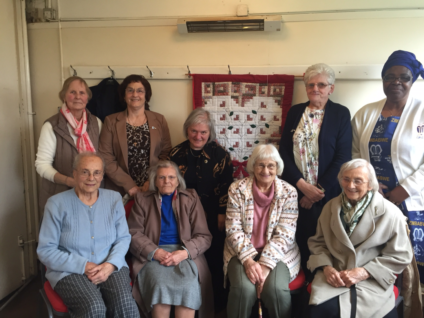 skegness anglican mothers union