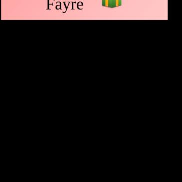 Christmas Fayre Saturday 1st December